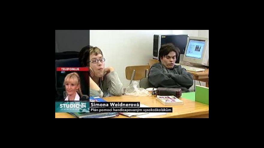 Video Rozhovor s Monikou Granja a Simonou Weidnerovou