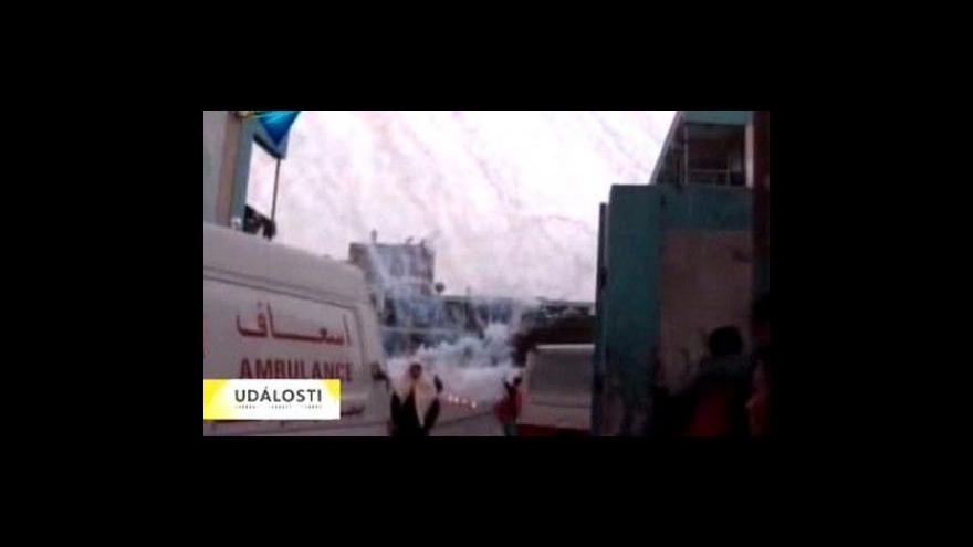 Video Izrael přiznal užití fosforu v Gaze