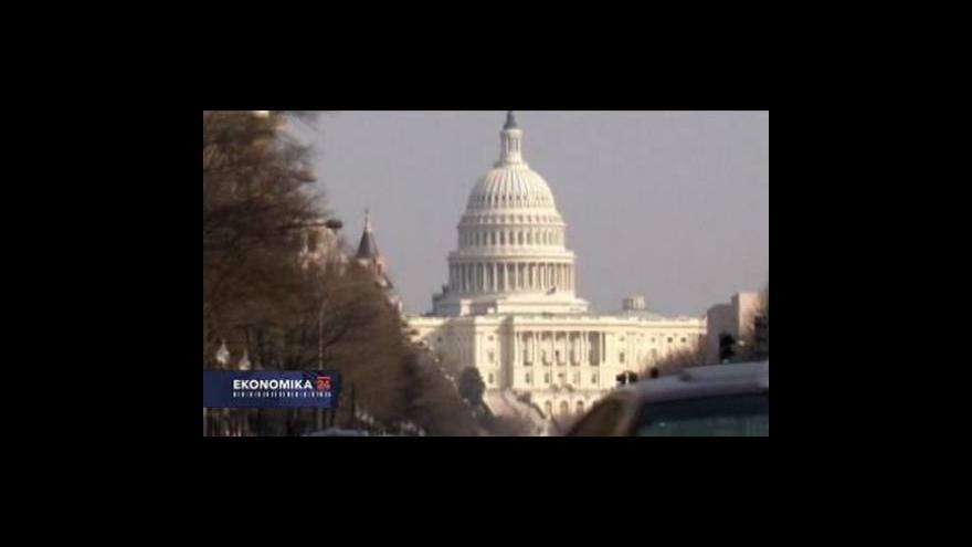 Video Obama předložil návrh rozpočtu