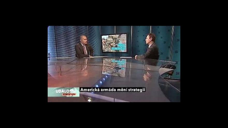 Video Jiří Šedivý v Událostech, komentářích