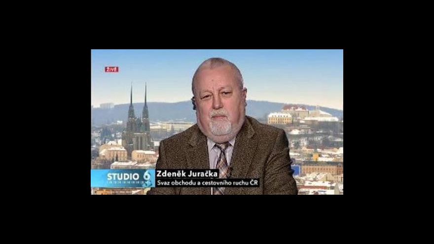 Video Miroslav Koberna a Zdeněk Juračka o regulaci obchodních řetězců
