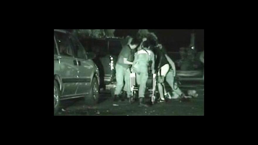 Video Masakr na studentském večírku