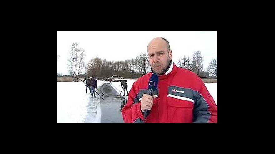 Video Reportáže Aleše Hazuky a Přemysla Šrámka