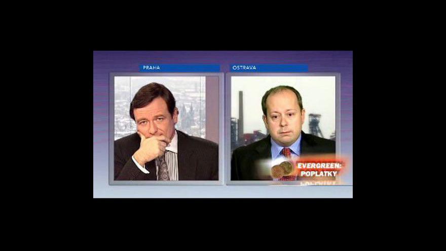 Video ČSSD chystá ústavní stížnost proti regulačním poplatkům