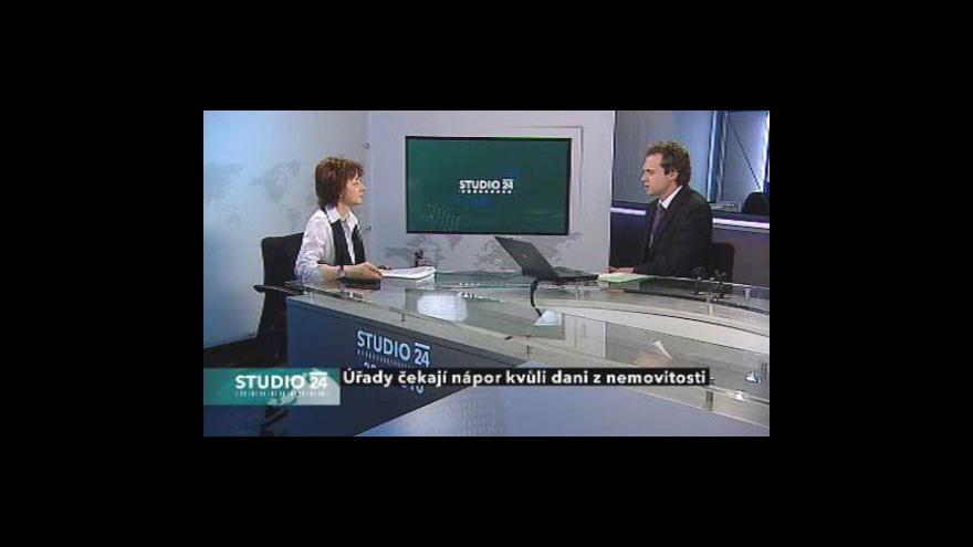 Video Rozhovor s Miroslavou Bardonkovou z Finančního ředitelství pro hlavní město Prahu