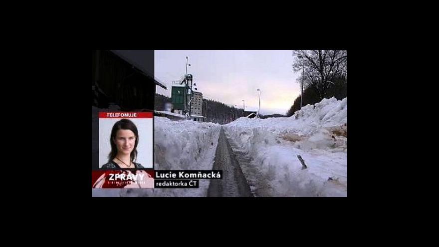 Video Telefonát Lucie Komňacké