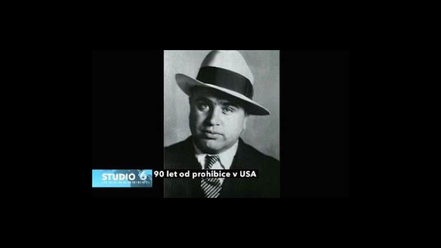 Video Prohibice v USA
