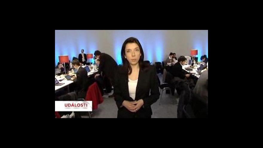 Video Reportáž a vstup Barbory Šámalové