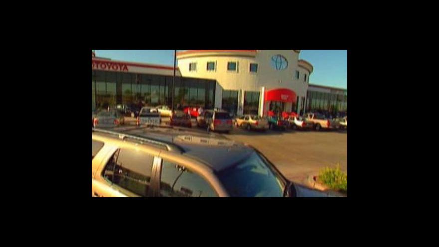 Video Další svolávací akce Toyoty