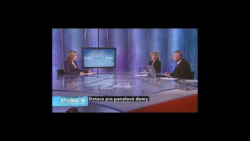 Video Milena Brožová a Vít Vaníček ve Studiu 6
