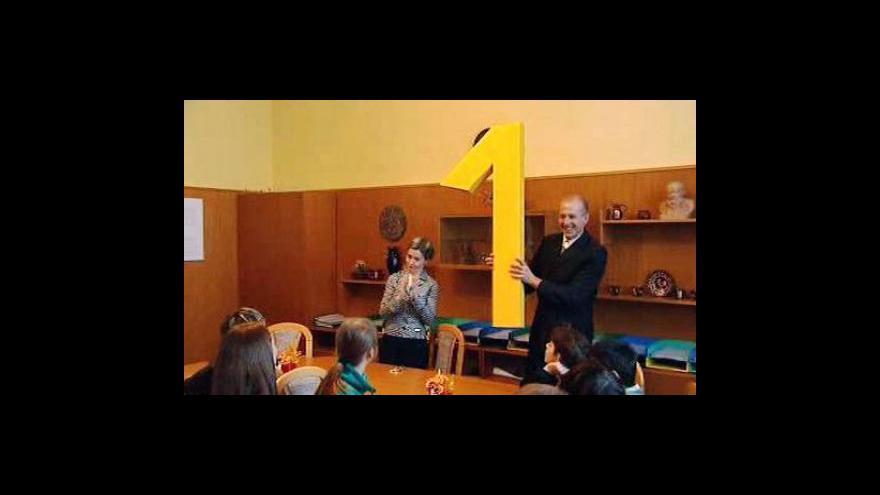 Video Reportáž Daniela Šamánka a Veroniky Kabátové
