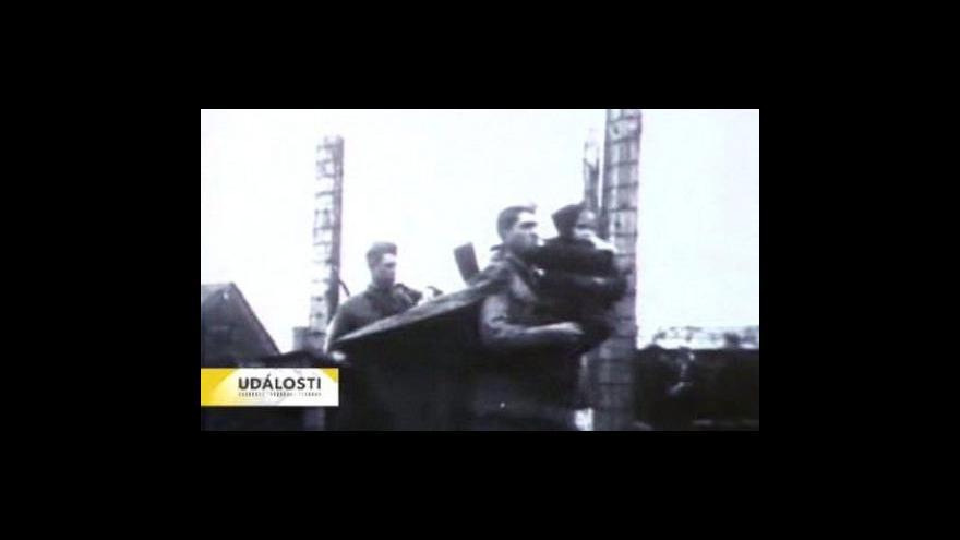 Video 65 let od osvobození Osvětimi