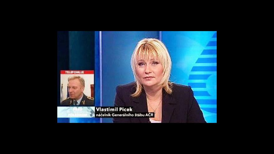Video Telefonát Vlastimila Picka