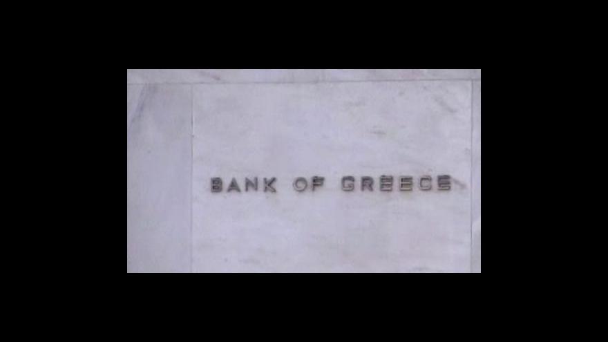 Video Řecko žádá Čínu o pomoc