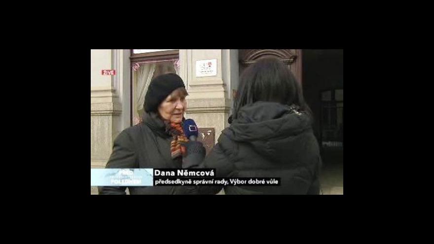 Video Rozhovor s Danou Němcovou