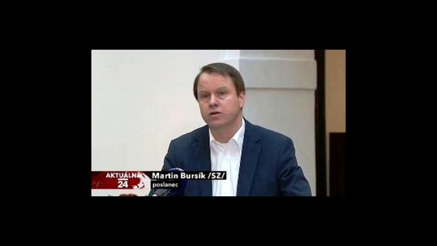 Video Brífink Martina Bursíka