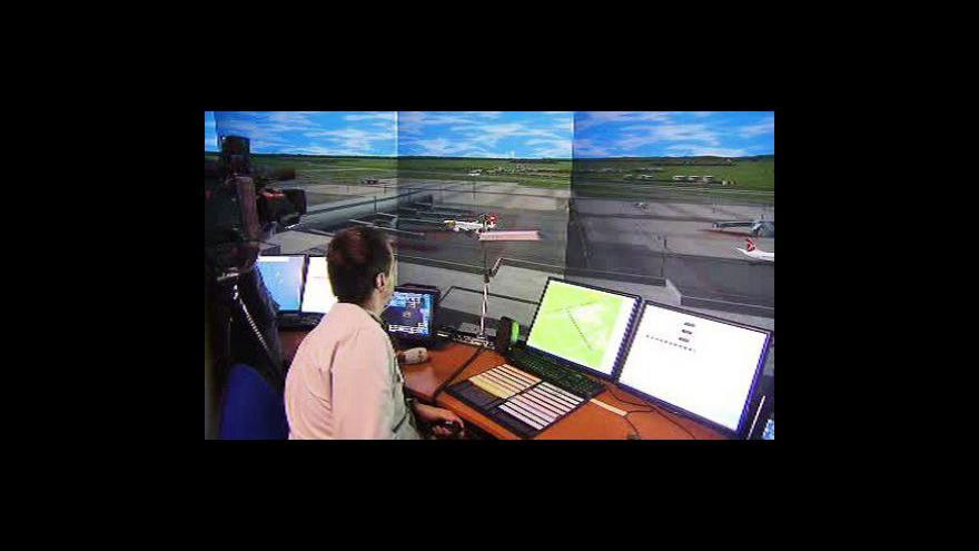 Video Ekonomika ČT24 o letovém provozu