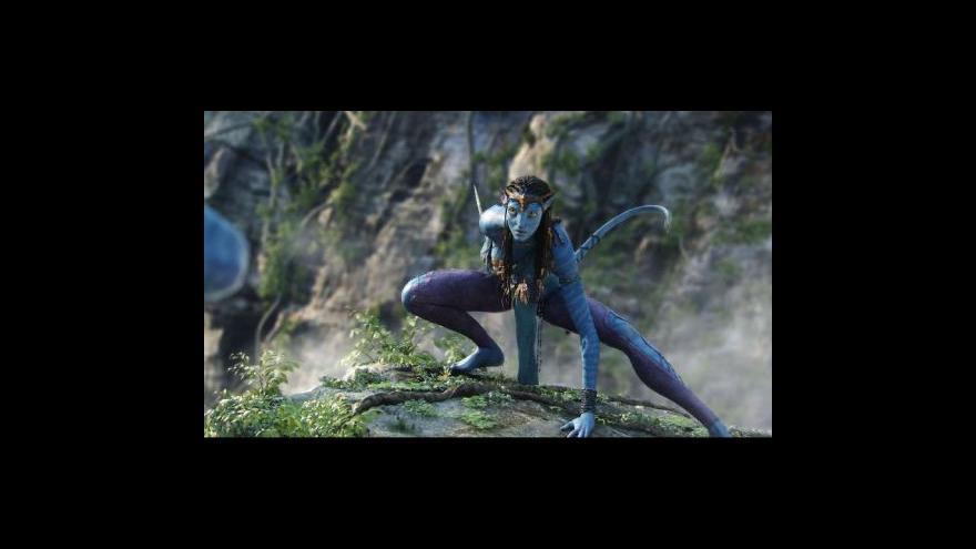 Video Filmový publicista Petr Cívka o úspěchu Avatara ve Studiu 6