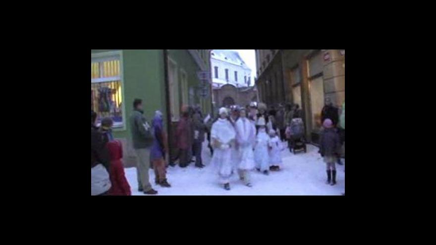Video Reportáž Jaroslava Kejzlara