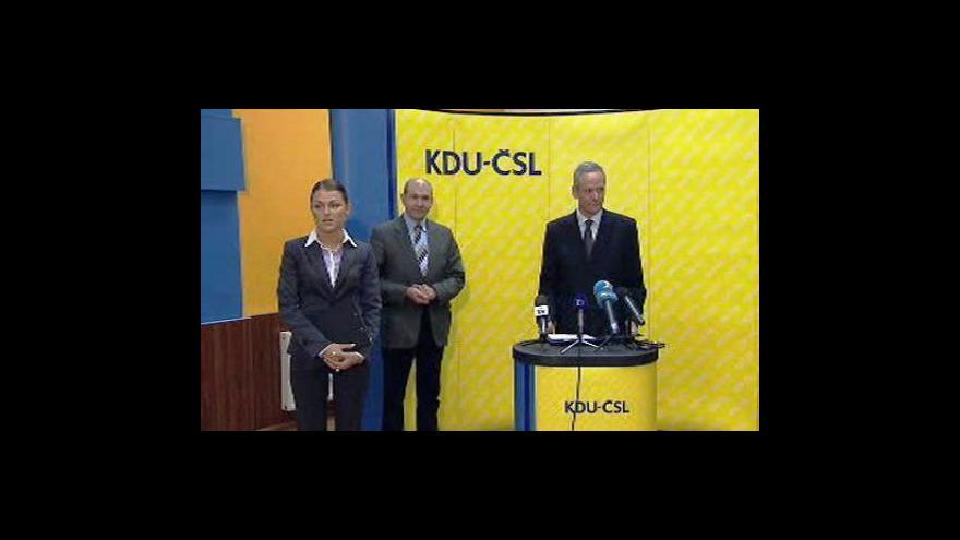 Video TK KDU-ČSL k pražskému magistrátu