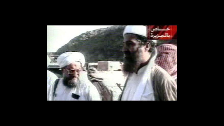 Video Usáma bin Ládin se znovu ozval