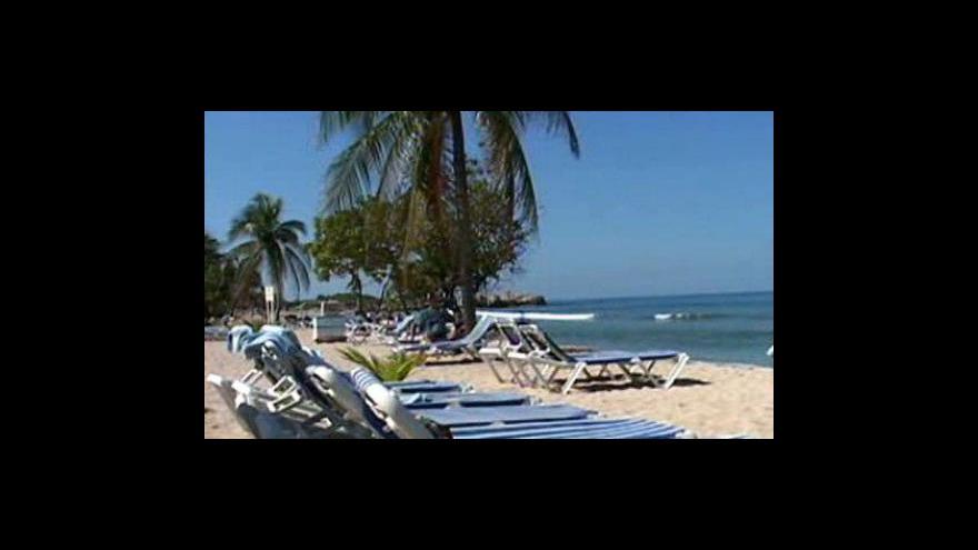 Video Na Haiti neustal turistický ruch