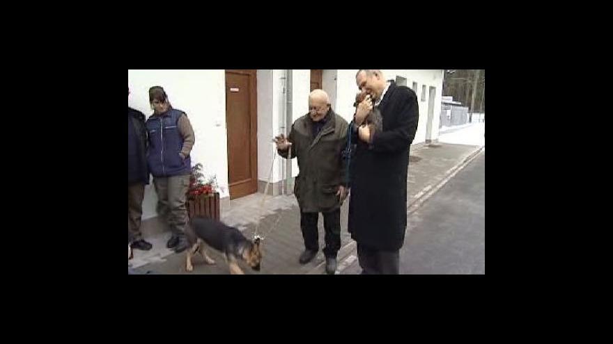 Video V Plzni mají nový psí útulek