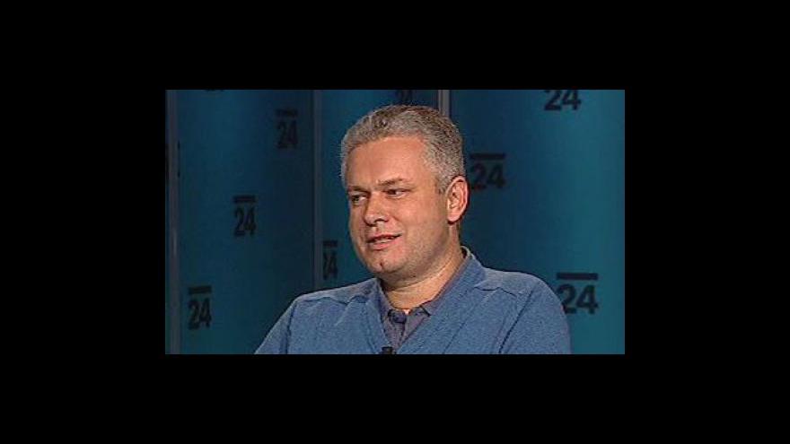 Video Rozhovor s Leošem Rajmontem