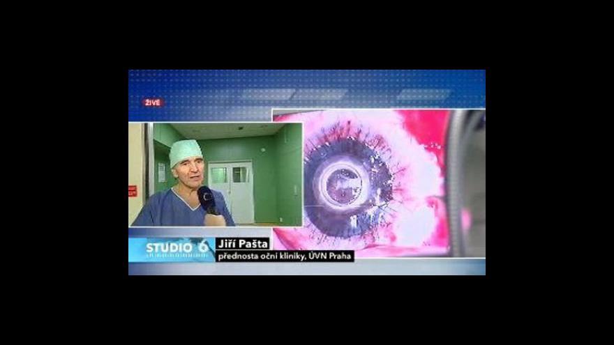 Video Rozhovor s Jiřím Paštou