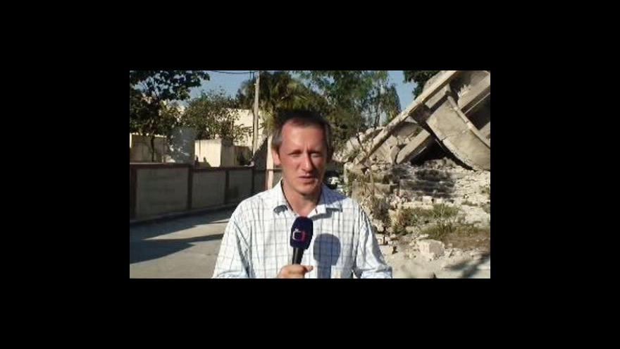 Video Vstup Michala Kubala a reportáž Jakuba Nettla