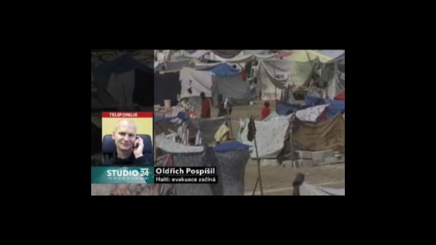 Video Rozhovor s Oldřichem Pospíšilem z Charity ČR