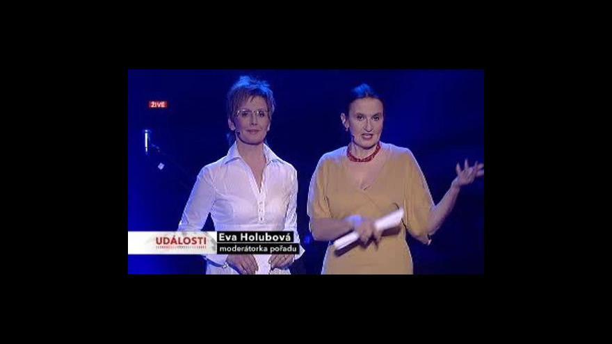 Video ČR uspořádala velkou charitativní akci pro Haiti