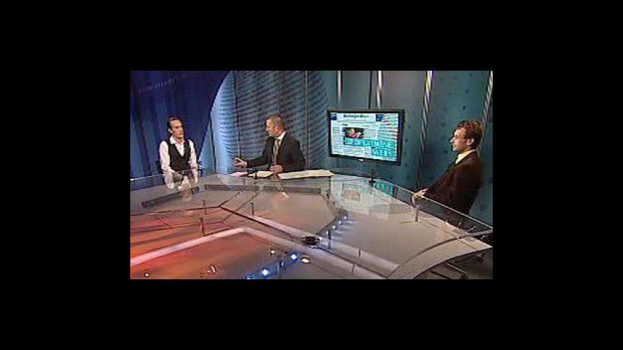 Video Reportáž Martina Jonáše a rozhovor s Alešem Miklíkem a Adamem Junkem