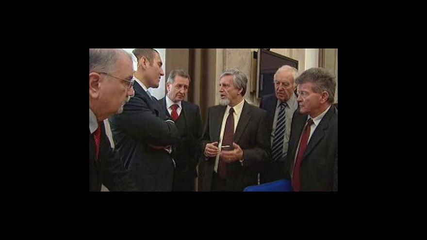 Video Výsledek jednání tripartity
