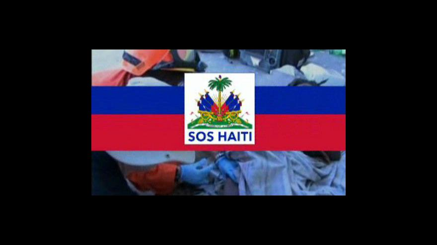 Video Upoutávka na SOS Haiti