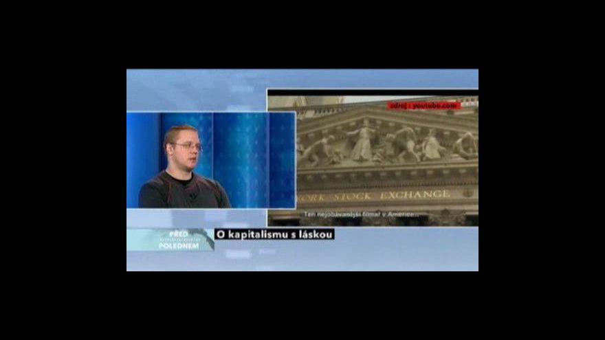 Video Filmový publicista Kamil Fila - rozhovor