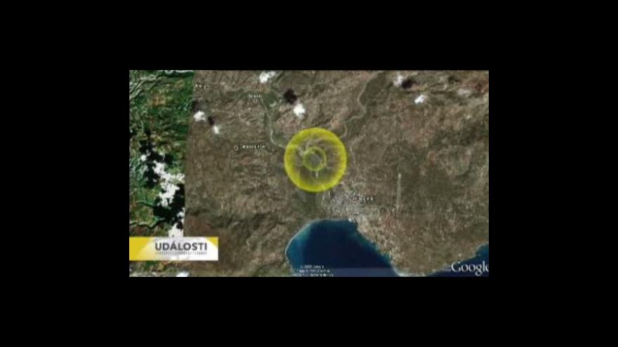 Video Haiti se znovu otřáslo