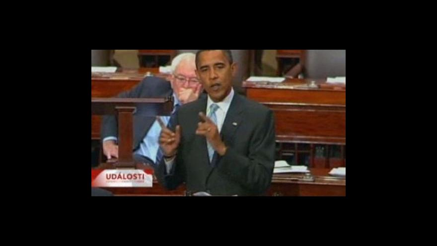 Video Obama rok ve funkci