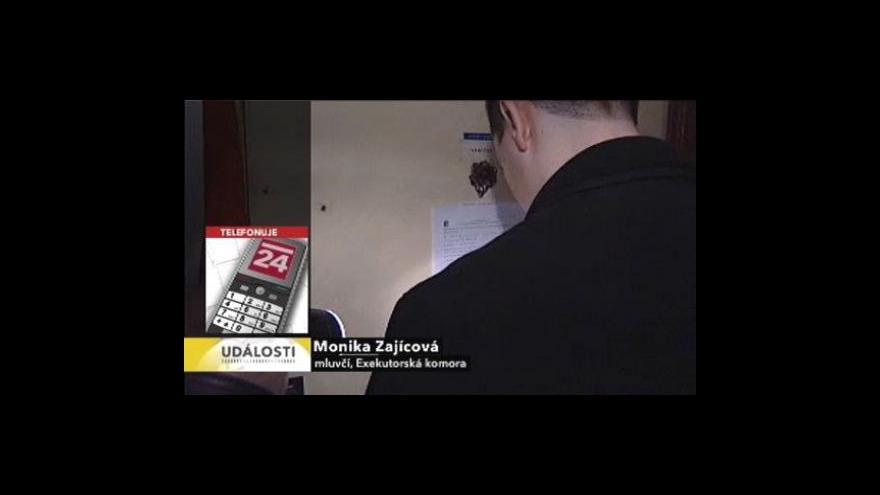 Video Telefonát Moniky Zajícové