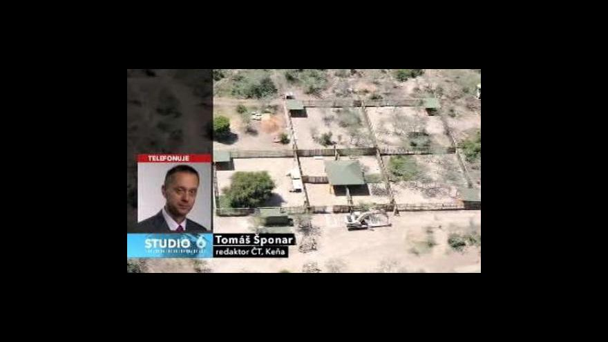 Video Studio 6 o nosorožcích v Keni