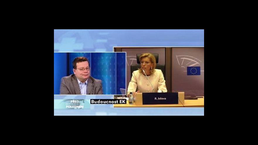 Video Rozhovor s Alexandrem Vondrou