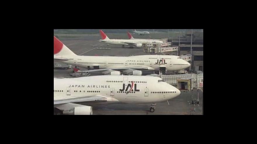 Video Bankrot Japan Airlines