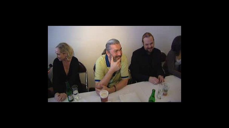 Video Reportáž Martiny Čurdové