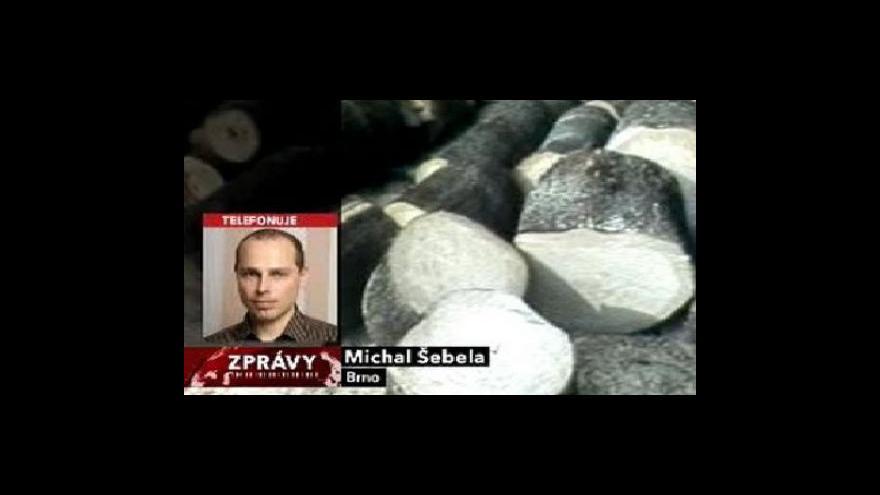 Video Telefonát Michala Šebely