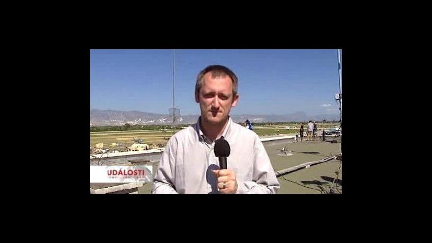 Video Reportáž Michala Kubala z Haiti