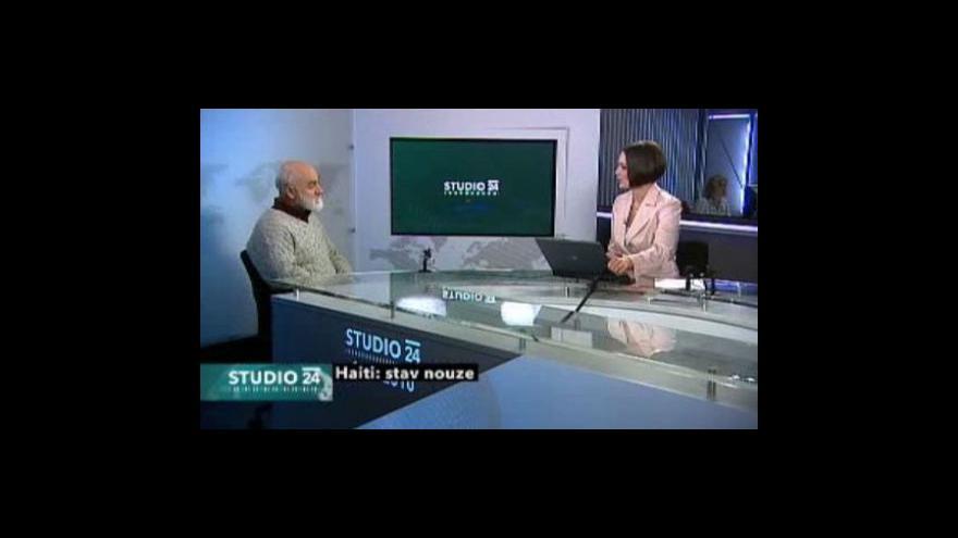 Video Rozhovor s iberoamerikanistou Josefem Opatrným