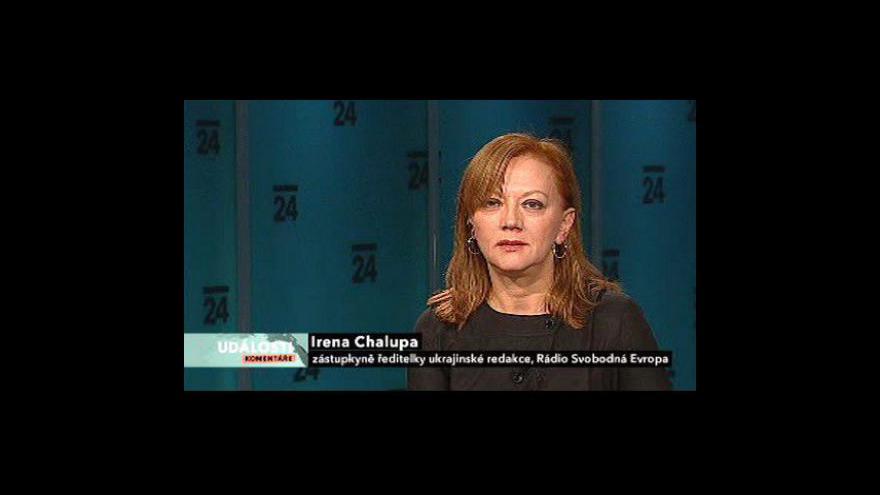 Video Rozhovor s Irenou Chalupovou