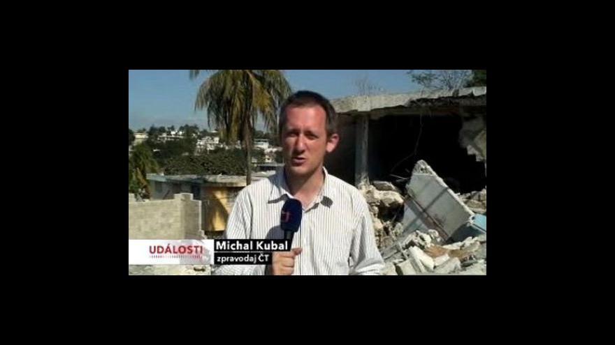 Video Reportáž a vstup Michala Kubala