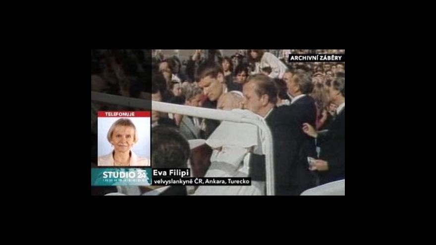 Video Telefonát Evy Filipi
