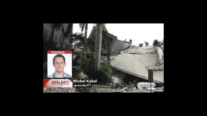 Video Kolaps na Haiti